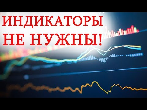 Индикаторы на форекс и бирже не работают!