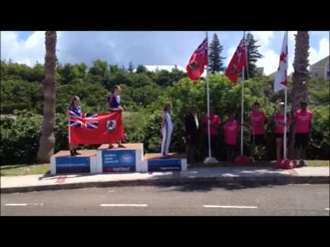 Bermuda Takes Cycling Island Games Gold July 14 2013