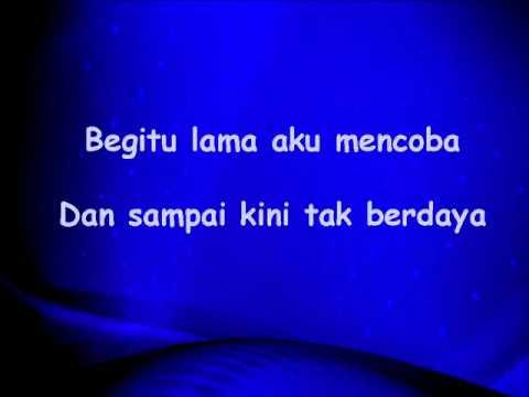 Cinta Bersabarlah oleh Letto ( dengan lirik )