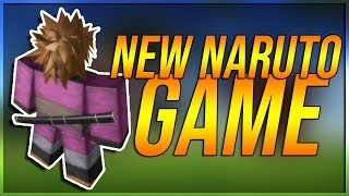 NEW ROBLOX NARUTO GAME HAS THE BEST COMBAT SYSTEM! NARUTO SENGOKU