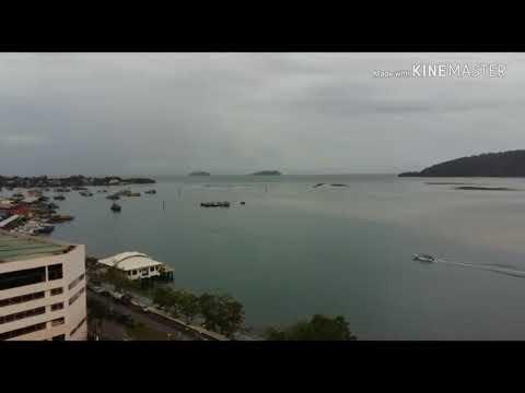 View From Gaya Centre Hotel K.K,Sabah