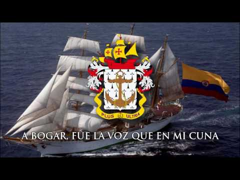 "Cancion de la Armada Colombiana - ""Canción del Pirata"""