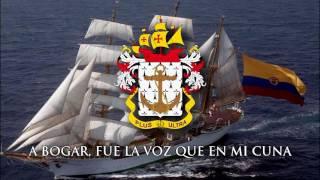 """Cancion de la Armada Colombiana - """"Canción del Pirata"""""""