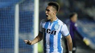 Lautaro Martínez se va de Racing en diciembre