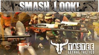 Smash Look! - Tastee Lethal Tactics Gameplay