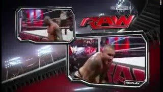 Roman Reigns And John Cena Vs Randy Orton And Kane   Full Match