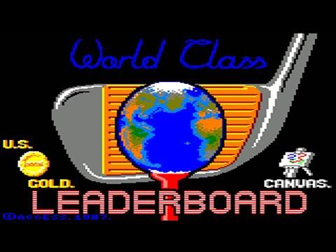 [Amstrad CPC] World Class Leaderboard