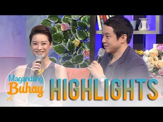 Magandang Buhay: Maricar and Richard are not pressured having a baby