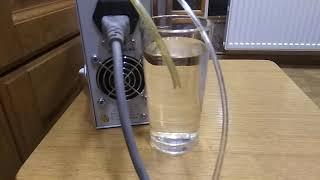 Мембранная вакуумная дегазация воды