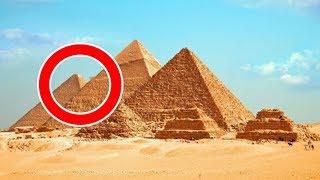 10 Секретов Египетских Пирамид, Которые Были Раскрыты