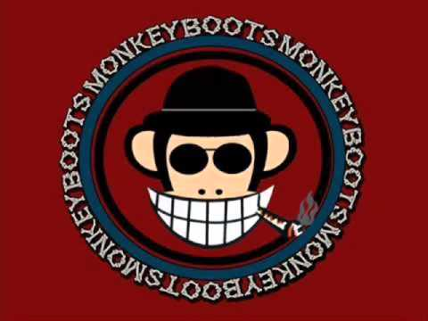 MONKEY BOOTS - GREY