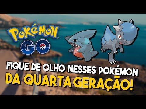 LISTA: POKÉMON VALIOSOS DA QUARTA GERAÇÃO! | Pokémon GO thumbnail