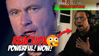 THAT REALLY HAPPENED? | Rap Fan Reacts To Phil Collins - In The Air Tonight