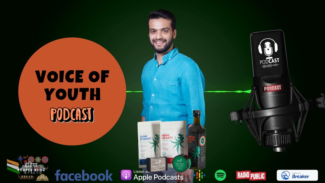 VOICE OF YOUTH | A INDIA PEOPLE BLOG PODCAST | Ft @Yash Kotak| BOHECO | EPISODE 2