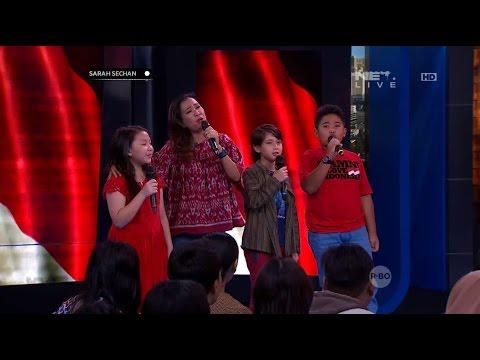 Special Performance - Suara Anak Bumi - Aku Cinta Indonesia
