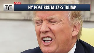 NY Post To Trump: Enough is Enough, Stop The Insanity