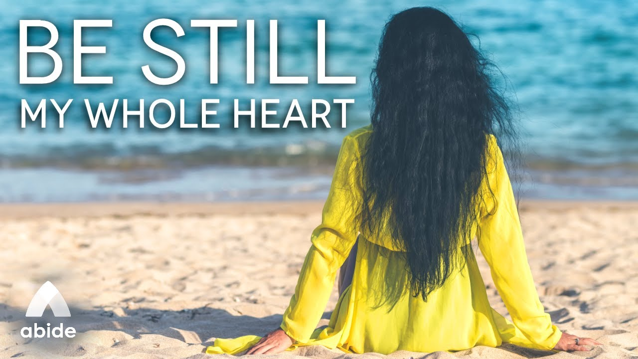 Be Still MY WHOLE HEART in Psalm 9 | Abide Bible Sleep Talk Down to Let Go of Stress & Trust God