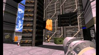 Duke Nukem 3D Walkthrough Episode 7: Spaceport