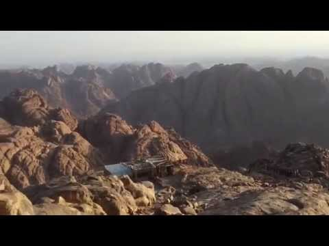 Mt.Sinai - Egypt Sunrise with Topdeck Travel