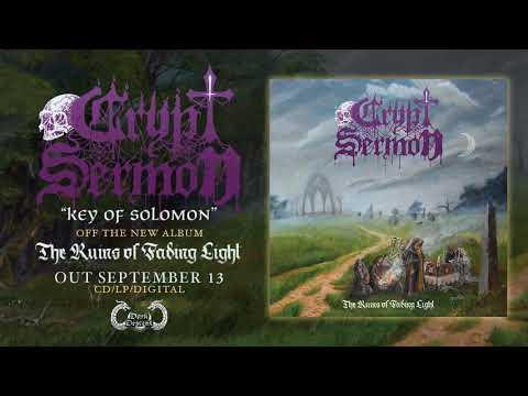 Crypt Sermon - Key of Solomon