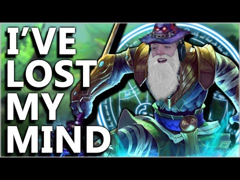 IS THIS THE BEST TROLL PICK EVER?!? Full AP Nasus Mid - Season 8 Gameplay
