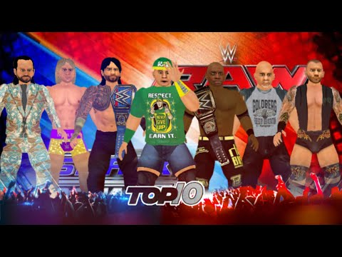Download Wr3d 2k21-Raw+Smackdown top 10 moments