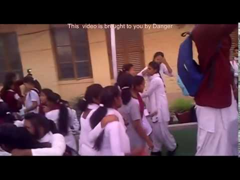 Ursuline college girls full dance