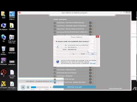 Mp3 Indirme Ve Dinleme Programı 2014 (türkçe & Yabancı)