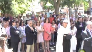 Procesión del Corpus 2014 - Medina del Campo