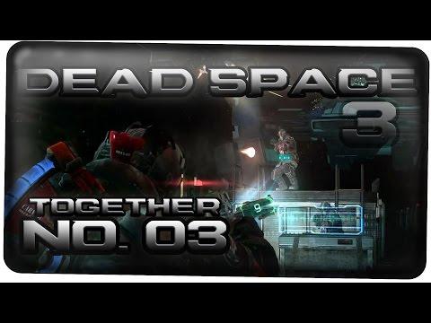 Eine Zugfahrt Die Ist Lustig - Deadspace 3 Together #03