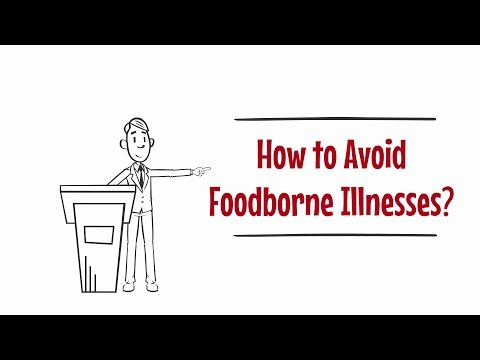 How to Avoid Foodborne Illnesses?
