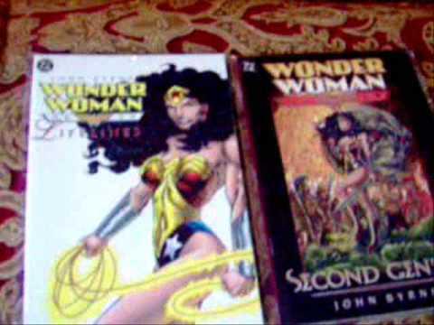 Wonder Woman Timeline