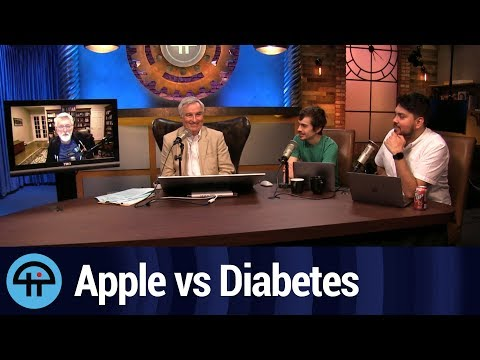 Tim Cook's Watch Fights Diabetes
