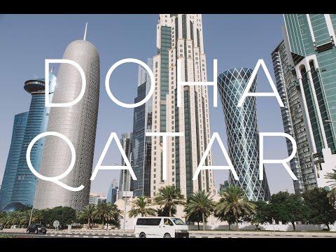 Exploring Doha, Qatar 2016