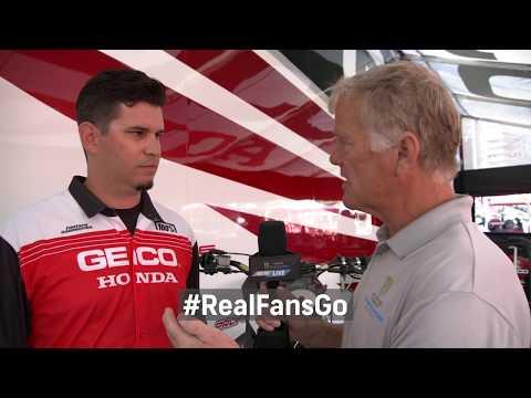GEICO Honda Rig - San Diego - Race Day LIVE 2020