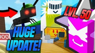 NEW BEES, BEE LEVELING, ANTS, AND MORE! (Roblox Bee Swarm Simulator Update)