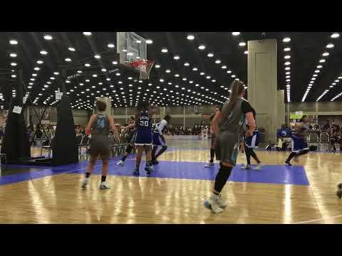 Shaquala Walton c/o 2019 Opelika High School / Alabama Hawks Elite AAU games
