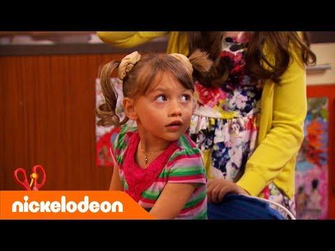 Грозная семейка   Новая стрижка   Nickelodeon Россия