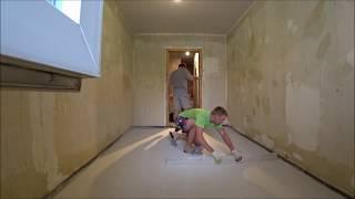 Сделать из комнаты лялечку Ремонт комнаты 10 квадратов Бюджетный ремонт своими рука