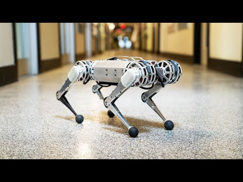 MIT researchers train Cheetah robot to perform a backflip