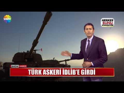 Türk Askeri İdlib'e girdi