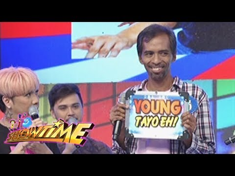 It's Showtime: One contestant of Young Tayo Eh makes shares his lovelife