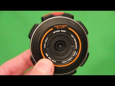 Action Shot Camera Review.  A Digital Video Camera System from Jakks Pacific