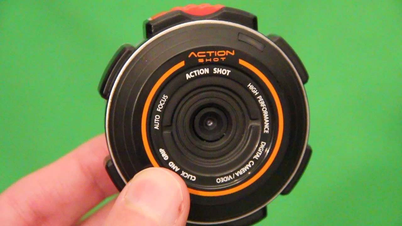 Action Shot Camera Review  A Digital Video Camera System