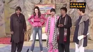 Sxy Deedar   Iftikhar thakur   Sajjan abbas   amanat chan   naseem vicky  New Pakistani Stage Drama