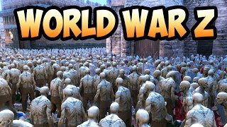 UEBS - Ultimate Epic Battle Simulator Gameplay German - World War Z