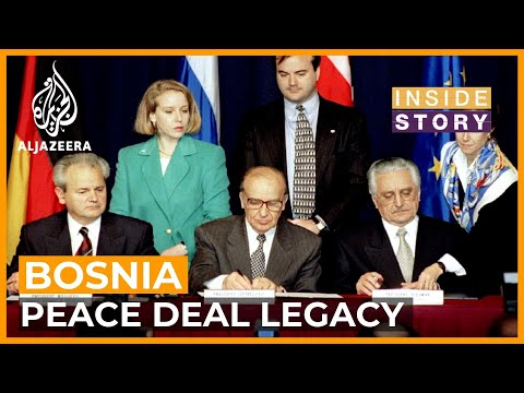 Al Jazeera English: What's the legacy of Bosnia's peace deal? | Inside Story