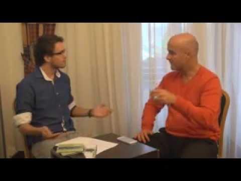 Aleš Kalina v talkshow Tomáše Lukavce, 12.12.2014