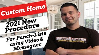 Custom Home Builders Secret To Mastering The Punch List Process Revealed!