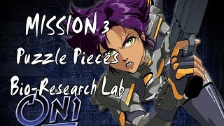 Oni - Mission 3 Puzzle Pieces - Bio-Research Lab - PC Game Version